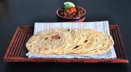 Chapati Desktop Wallpaper Free