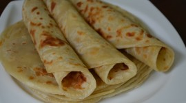 Chapati Desktop Wallpaper HD