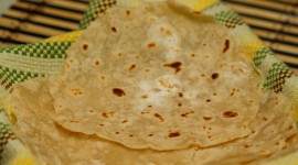 Chapati Wallpaper