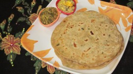 Chapati Wallpaper Background