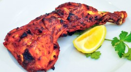Chicken Tandoori Wallpaper Download Free