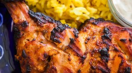 Chicken Tandoori Wallpaper For IPhone