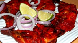 Chicken Tandoori Wallpaper Full HD