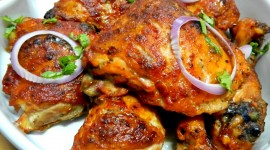 Chicken Tandoori Wallpaper HD