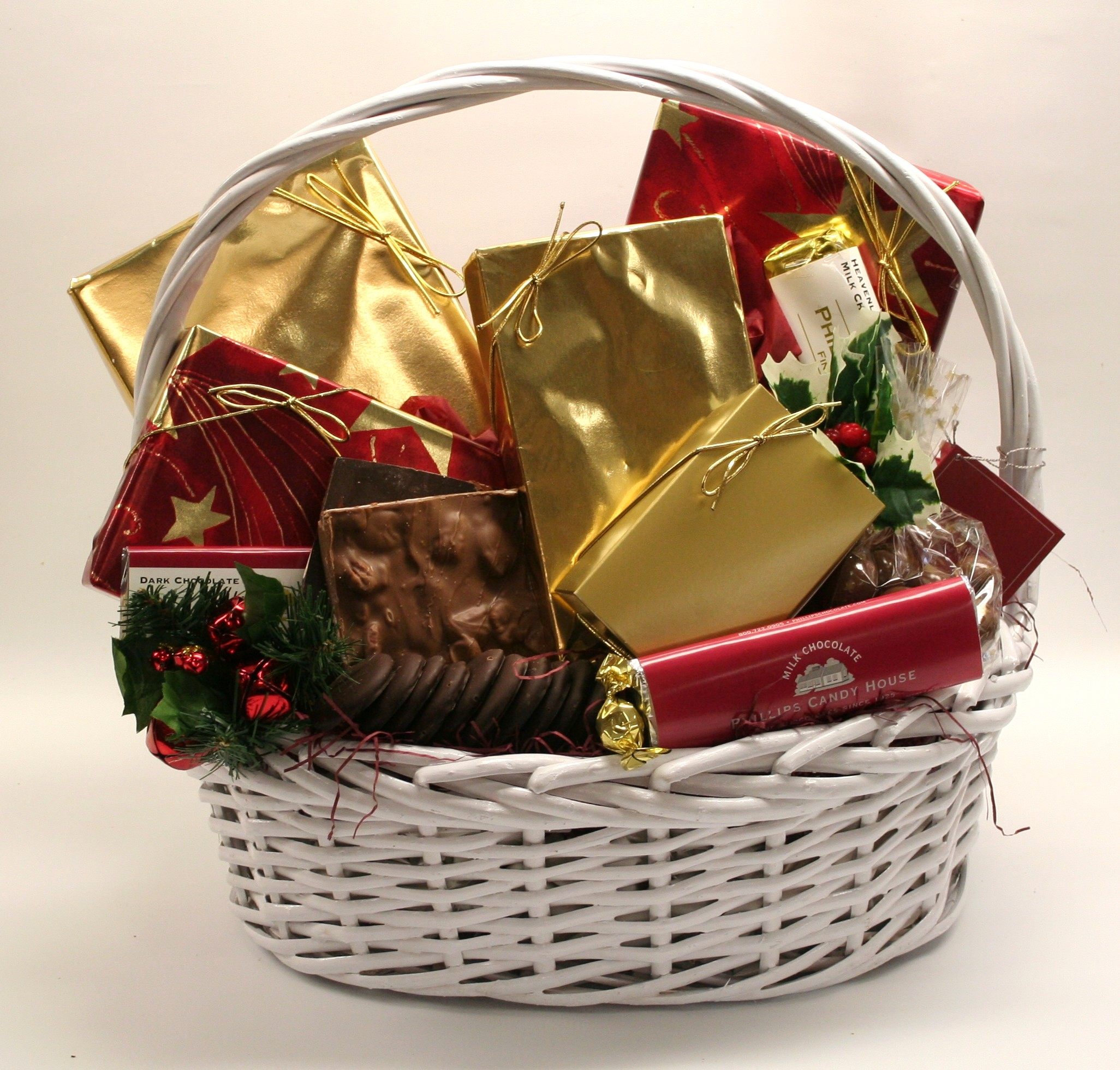 Chocolate Basket Wallpapers High Quality