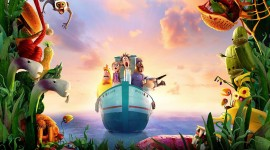 Cloudy With A Chance Of Meatballs 2 Aircraft Picture