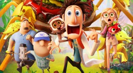 Cloudy With A Chance Of Meatballs 2 Best Wallpaper