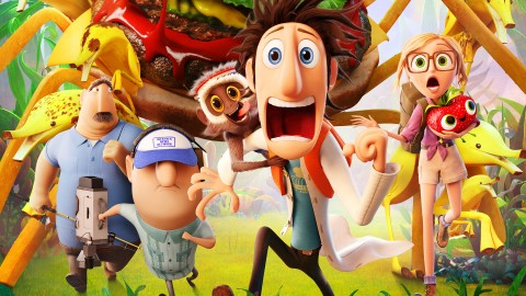 Cloudy With A Chance Of Meatballs 2 wallpapers high quality