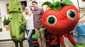 Cloudy With A Chance Of Meatballs 2 Photo Free