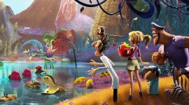 Cloudy With A Chance Of Meatballs 2 Photo#1