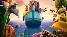 Cloudy With A Chance Of Meatballs 2 For IPhone