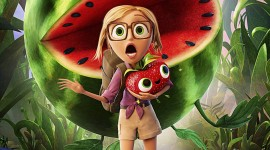 Cloudy With A Chance Of Meatballs 2 Wallpaper HQ
