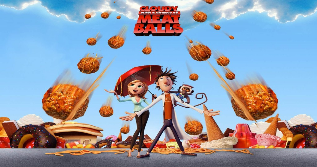 Cloudy With A Chance Of Meatballs wallpapers HD