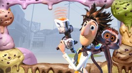 Cloudy With A Chance Of Meatballs Pics#1
