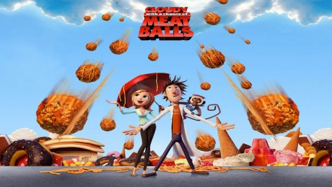 Cloudy With A Chance Of Meatballs wallpapers high quality