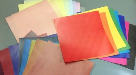 Colored Paper Wallpaper HQ
