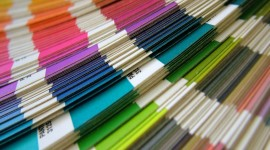 Colored Paper Wallpaper High Definition
