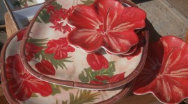 Colorful Dishes Best Wallpaper