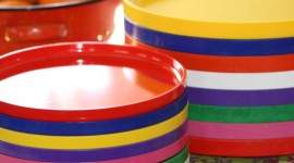 Colorful Dishes Photo Download