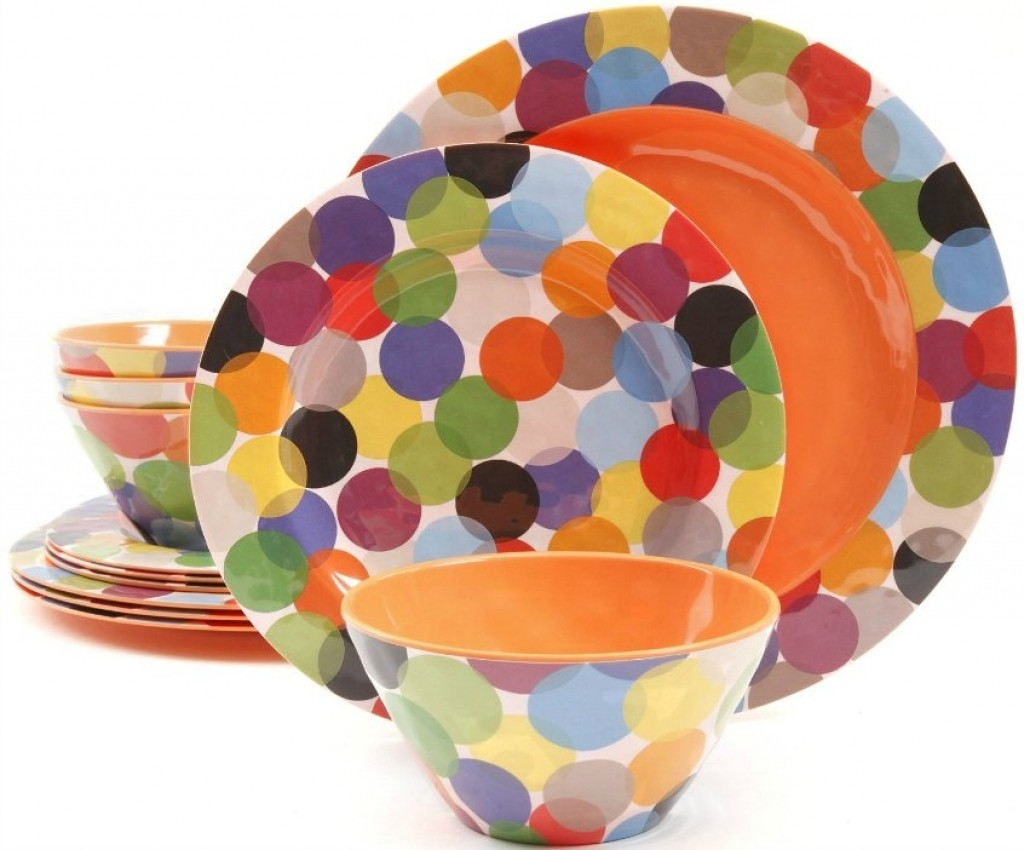Colorful Dishes wallpapers HD
