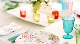 Colorful Dishes Wallpaper For Android
