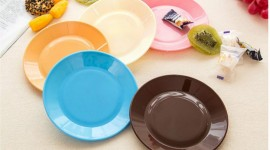 Colorful Dishes Wallpaper For PC