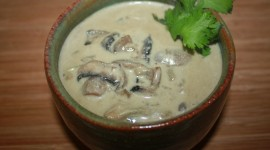 Cream Of Mushroom Soup Photo Free#1