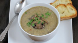 Cream Of Mushroom Soup Photo#1