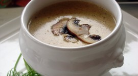 Cream Of Mushroom Soup Wallpaper Free