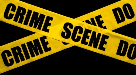 Crime Scene Desktop Wallpaper HD
