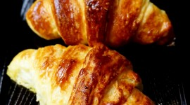 Croissant Wallpaper For IPhone Free