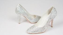 Crystal Shoes Desktop Wallpaper