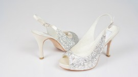 Crystal Shoes Photo