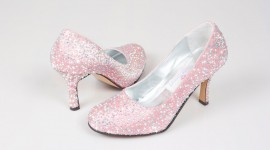 Crystal Shoes Photo Free
