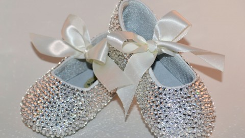 Crystal Shoes wallpapers high quality