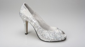 Crystal Shoes Wallpaper For PC