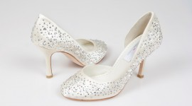 Crystal Shoes Wallpaper Free