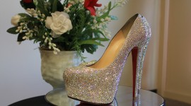 Crystal Shoes Wallpaper Gallery