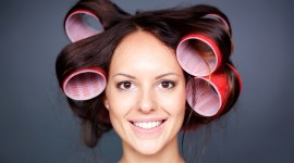 Curlers High Quality Wallpaper