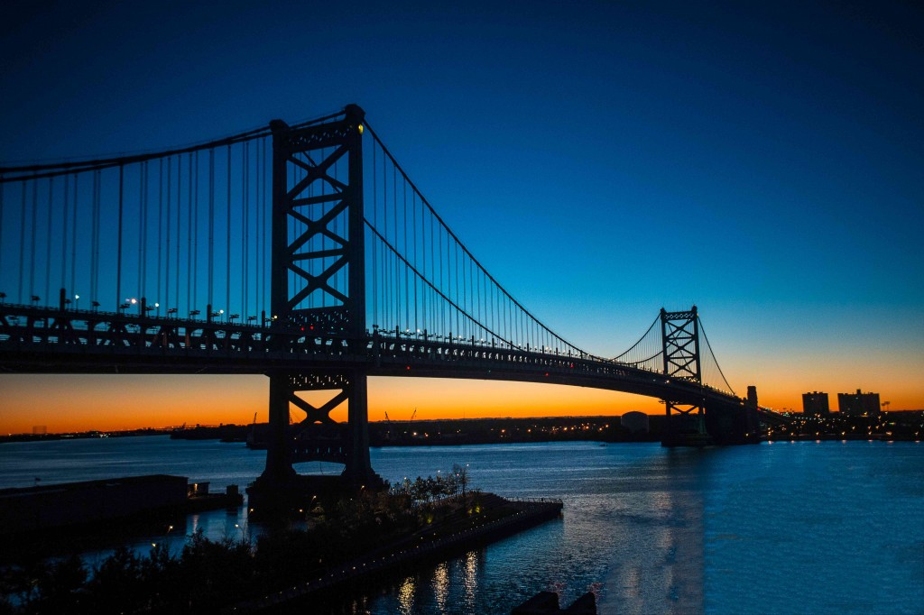 Dawn Bridge wallpapers HD