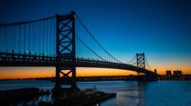 Dawn Bridge Best Wallpaper