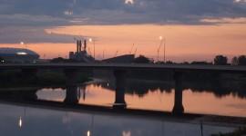Dawn Bridge Wallpaper For PC
