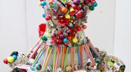 Dresses Made Of Paper Wallpaper For Mobile