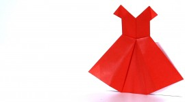 Dresses Made Of Paper Wallpaper For PC