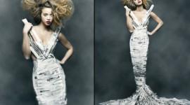 Dresses Made Of Paper Wallpaper Full HD