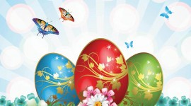 Easter Cards Wallpaper 1080p