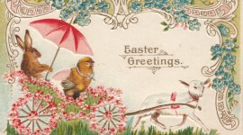 Easter Cards Wallpaper For Desktop