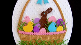 Easter Cards Wallpaper For IPhone