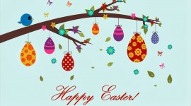 Easter Cards Wallpaper Full HD