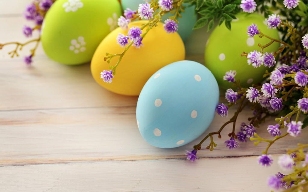 Easter Eggs wallpapers HD